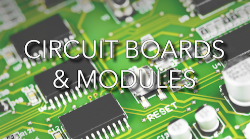 Shop Control Board and Modules